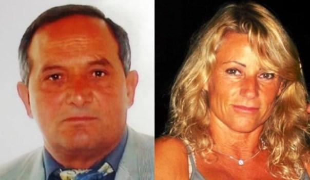Antonino Bilella e Francesca-Benetti