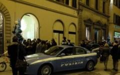 Firenze, Confcommercio: «Allarme criminalità dopo la rapina in gioielleria»