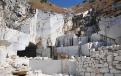 Il marmo di Carrara batte la crisi grazie all'export