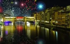 Notte di capodanno a Firenze, dove si festeggia