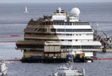 Concordia: il sindaco del Giglio vorrebbe rinviare da giugno a settembre la rimozione della nave
