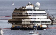 Concordia, recuperate dal relitto 405 casseforti
