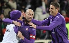 Fiorentina, Borja Valero: «Lo scudetto? Lotteremo fino alla fine». Sabato 2 gennaio 2016 allenamento pubblico dei viola al Franchi