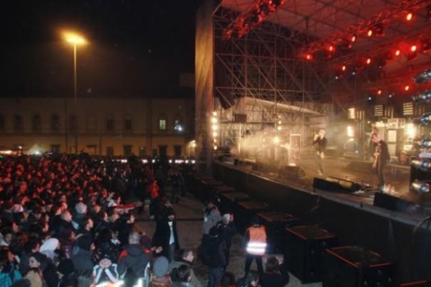 Il Capodanno 2012 a Firenze