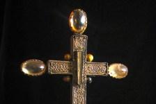 Il reliquario della Santa Croce