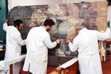 Il restauro dell'Ultima cena del Vasari