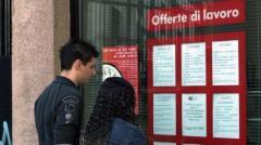 In lieve miglioramento il mercato del lavoro in Toscana