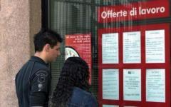 Toscana, -9,8% di nuovi avviamenti al lavoro