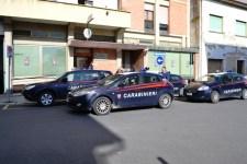 La caserma dei carabinieri ad Empoli