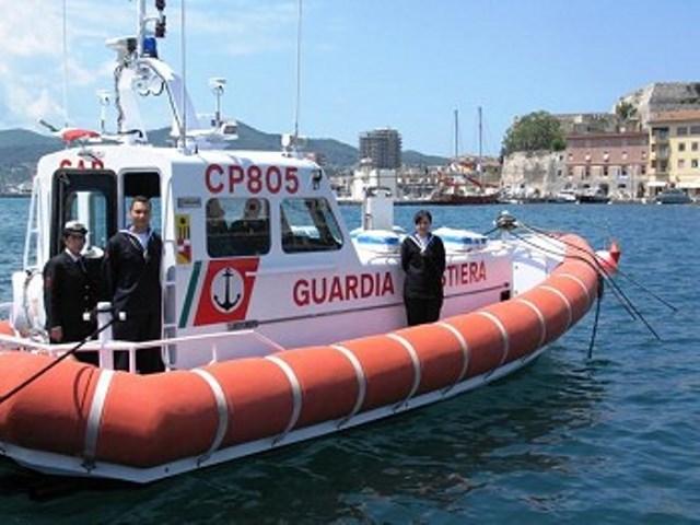 La guardia costiera di Portoferraio ha scoperto che non si trattava di uno squalo