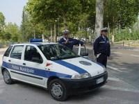 La polizia municipale di Orbetello impegnata in controlli sui rifiuti