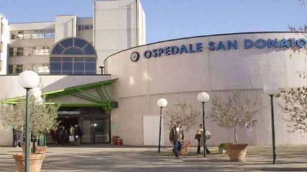 L'ospedale San Donato di Arezzo ha ricevuto 3 bollini rosa
