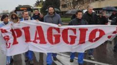 Operai Piaggio, destino nebuloso per mille