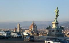 Firenze, Piazzale Michelangelo: via ai lavori di restyling