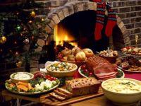 Pranzo di Natale a casa per gli italiani