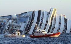 Concordia, il generatore di emergenza della nave era in corto