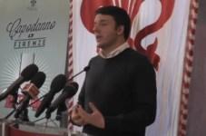Matteo Renzi presenta il Capodanno 2014