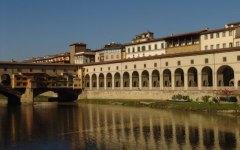 Firenze: Corridoio Vasariano chiuso ai gruppi di visitatori. Disposizione immediata dei vigili del fuoco