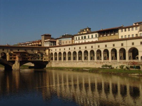 Restauro del Corridoio Vasariano