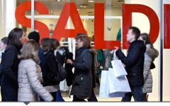 Toscana, commercio: via ai saldi da giovedì 5 gennaio. Occhio ai cartellini