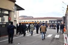 Sciopero Ataf (foto FirenzePost)