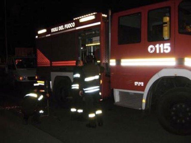Sul posto intervenuti anche i vigili del fuoco di Petrazzi-Castelfiorentino
