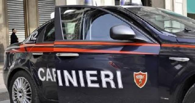 Un autentico furto dei sogni per fortuna sventato dai carabinieri