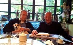 Franco Zeffirelli e Sandro Bennucci