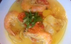 Piatto di vigilia al gusto di Bahia