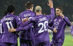 Fiorentina in semifinale, decisivo Compper: 2-1 al Siena