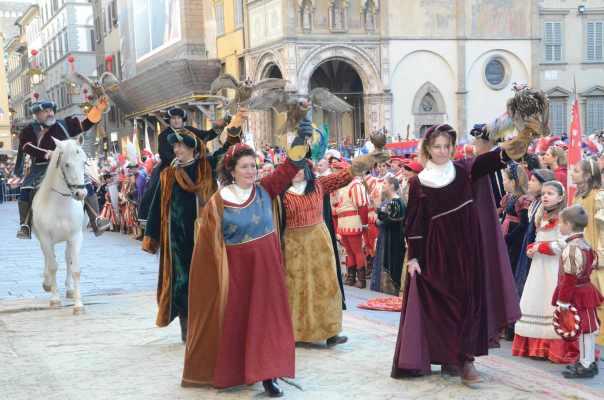 Cavalcata dei Magi (Opera di Santa Maria del Fiore, foto Becattini)