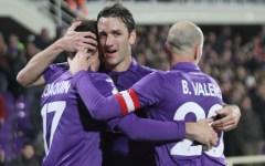 Fiorentina passa in Coppa, Chievo battuto 2-0