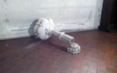 Prato, atto vandalico in chiesa