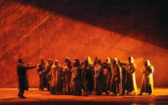 Leo Nucci intona il «Nabucco» ed è un trionfo