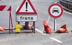 Prato: frana sulla strada 325 di Carmignanello. Problemi per i pendolari di Vernio e Cantagallo