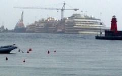 Concordia, i periti sul relitto per ricostruire il naufragio (AUDIO)