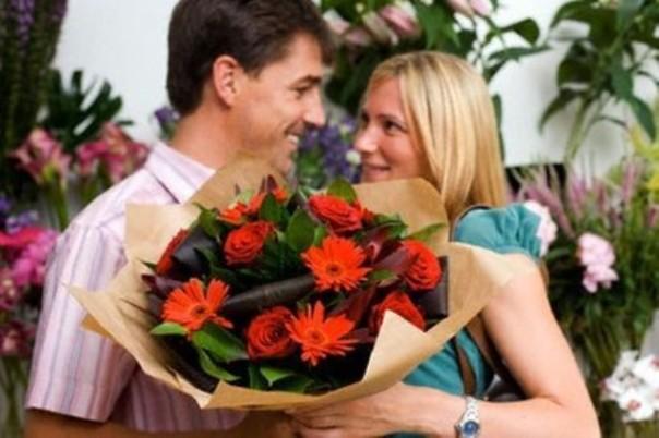 A San Valentino vincono i fiori