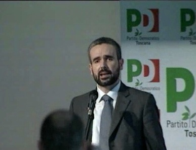 Dario Parrini, segretario regionale del Pd in Toscana