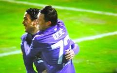 Fiorentina, vola in Danimarca (1-3) e «vede» la Juve. Le pagelle
