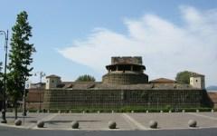 Firenze Fiera con le ruspe alla vigilia della Mostra dell'Artigianato