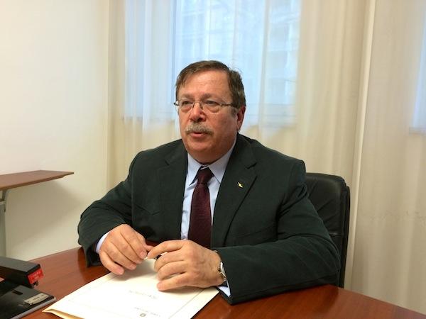 Il procuratore Angelo Canale