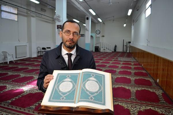 L'Imam di Firenze Izzedin Elzir