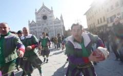 Firenze rievoca una pagina di storia: la partita dell'assedio (1530)