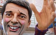 Renzi (don Matteo) tra i protagonisti al carnevale di Viareggio