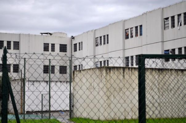 Il carcere di Solliccianino a Firenze
