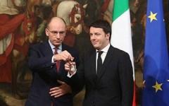 Europa Enrico Letta: il governo Renzi non riesce a conquistare la leadership neppure in tema di solidarietà