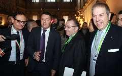 Renzi: «Dall'Ue voglio soldi per Fiera, Uffizi e tramvia»
