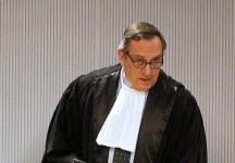 Il giudice Alessandro Nencini
