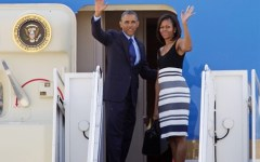 Barack e Michelle Obama invitati in Toscana. Dove portarli?