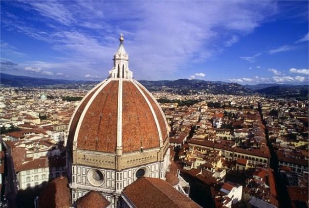 La cupola del Duomo di Firenze